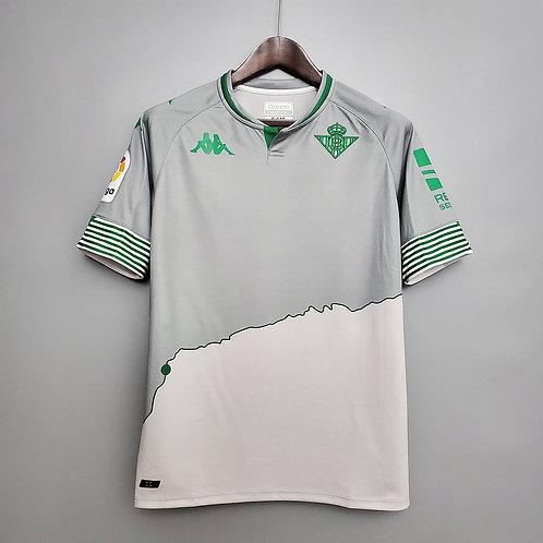 Camisa Real Bétis lll 20/21 - Torcedor Kappa