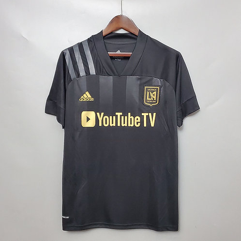 Camisa Los Angeles FC  l 20/21 - Torcedor Adidas