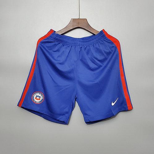 Calção Chile l 20/21 - Torcedor Nike
