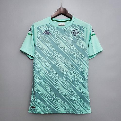 Camisa Real Bétis Treino 20/21 - Torcedor Kappa