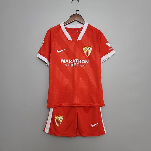 Conjunto Infantil Sevilla ll 20/21 - Nike