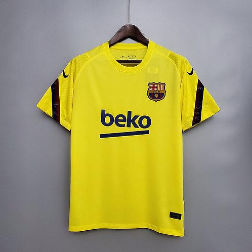 Camisa Barcelona 20/21 - Treino Nike