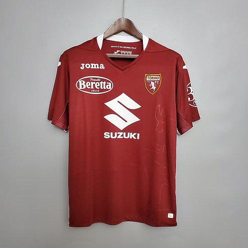 Camisa Torino FC l 20/21 - Torcedor Joma