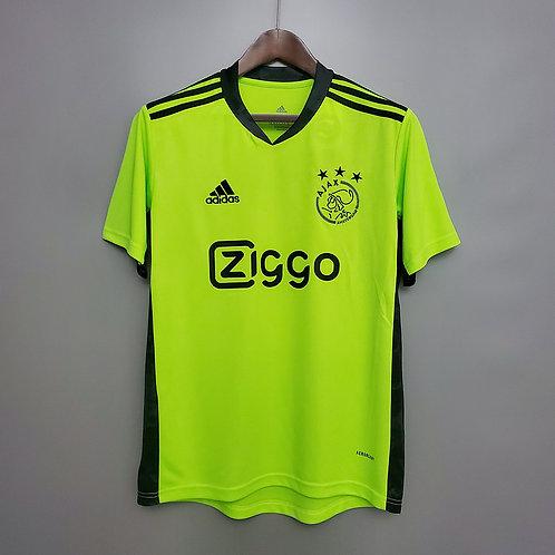 Camisa Ajax Goleiro 20/21 - Torcedor Adidas