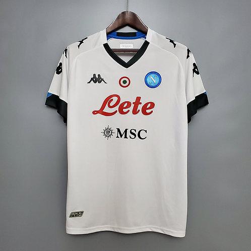 Camisa Napoli II 20/21 - Torcedor Kappa