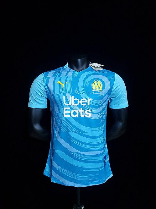 Camisa Olympique de Marseille IlI 20/21 - Jogador Puma