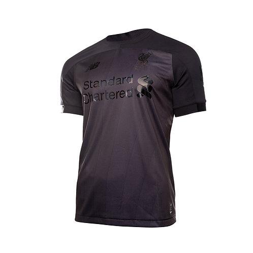 Camisa Liverpool Blackout - Edição Especial