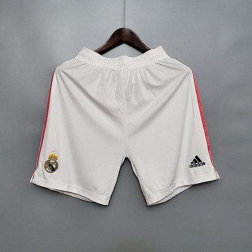 Calção Real Madrid l 20/21 - Torcedor Adidas