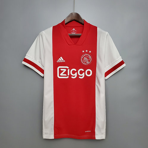 Camisa Ajax l 20/21 - Torcedor Adidas