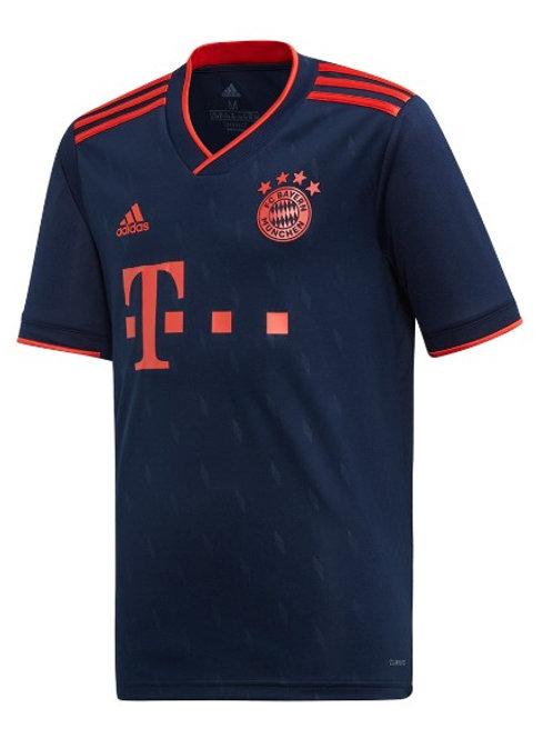 Camisa Bayern de Munique Third 2019 - Jogador Adidas