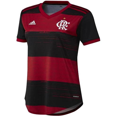Camisa Flamengo Home 2020 - Feminina Adidas