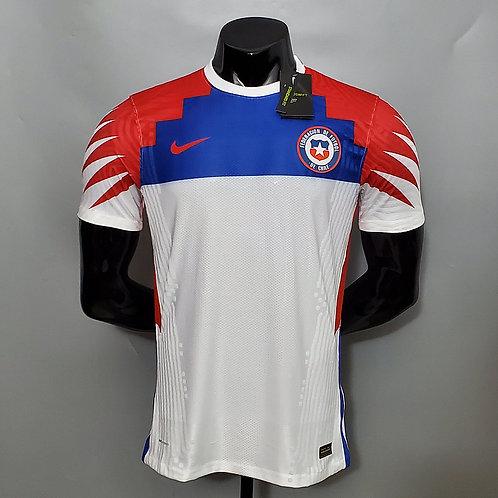 Camisa Chile lI 20/21 - Jogador Nike