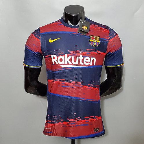 Camisa Barcelona EA Games - Jogador Nike