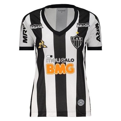 Camisa Atlético Mineiro Home 2019 - Feminina Le Coq Sportif