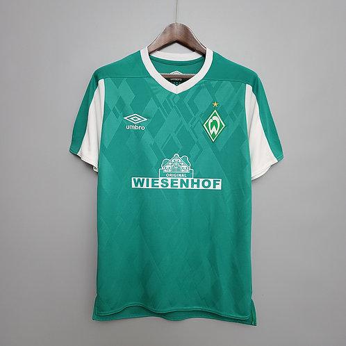 Camisa Werder Bremen l 20/21 - Torcedor Umbro