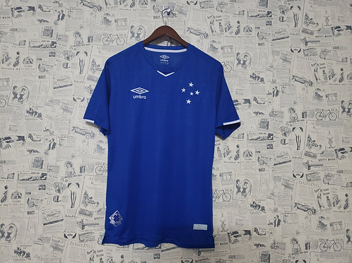 Camisa Cruzeiro Home 2019 - Torcedor Umbro