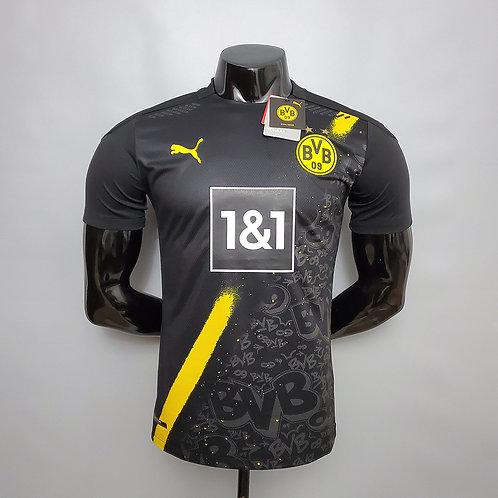 Camisa Borussia Dortmund ll 20/21 - Jogador Puma