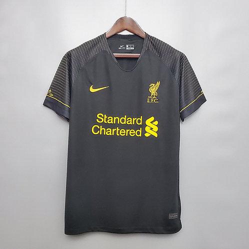 Camisa Liverpool Treino II 20/21 - Torcedor Nike