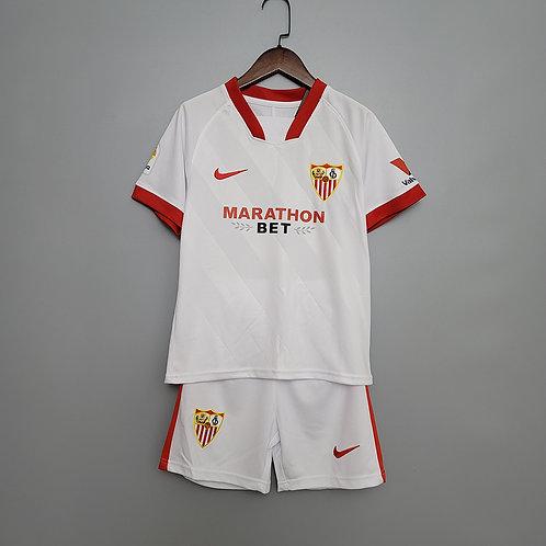 Conjunto Infantil Sevilla l 20/21 - Nike
