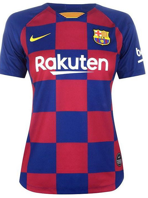 Camisa Barcelona Home 2019 - Feminina Nike