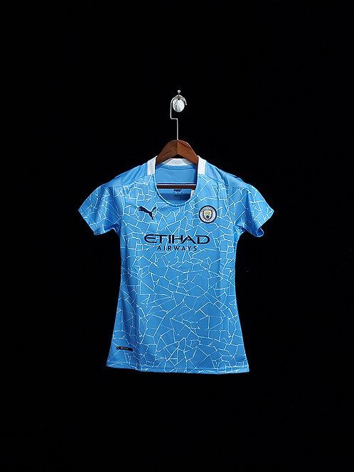 Camisa Manchester City I 20/21 - Torcedora Puma