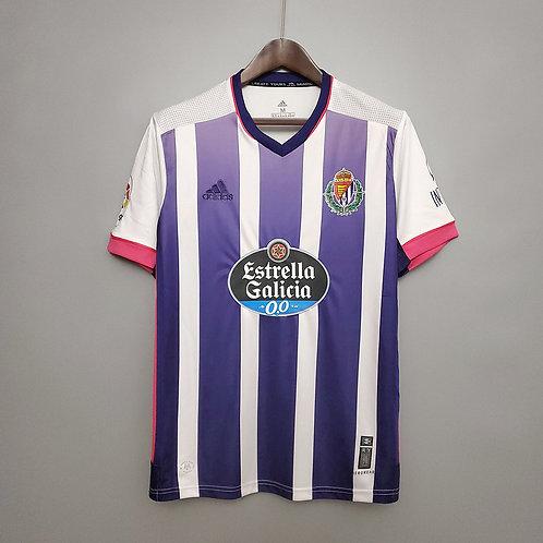 Camisa Real Valladolid l 20/21 - Torcedor Adidas