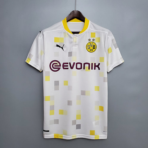 Camisa Borussia Dortmund lll 20/21 - Torcedor Puma