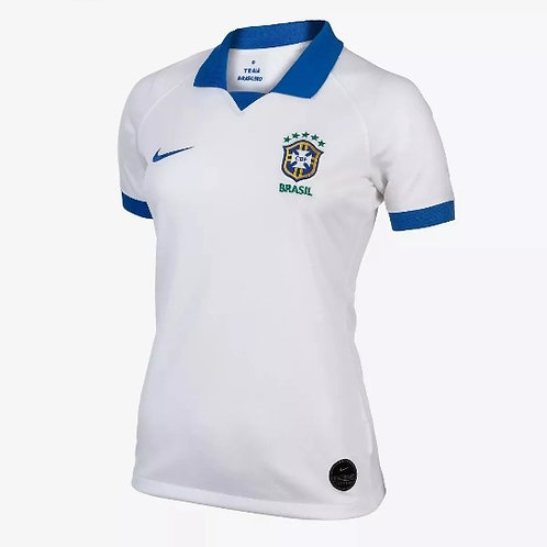 Camisa Brasil Comemorativa Copa América ll 2019 - Feminina Nike