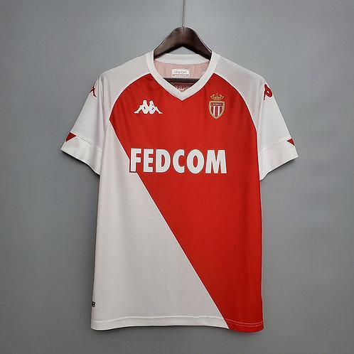 Camisa Monaco I 20/21 - Torcedor Kappa