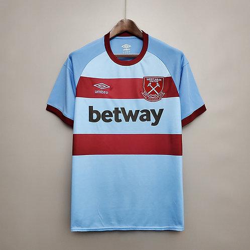 Camisa West Ham II 20/21 - Torcedor Umbro