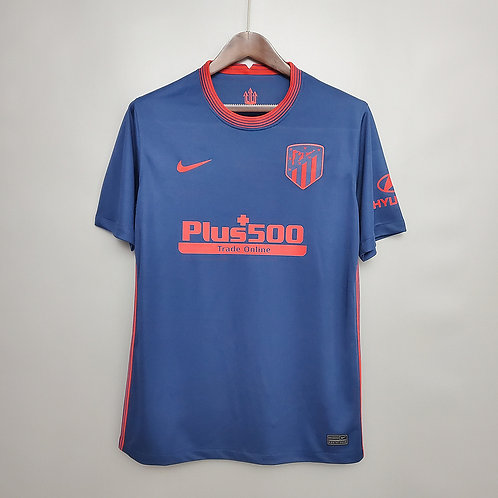 Camisa Atlético de Madrid ll 20/21 - Torcedor Nike