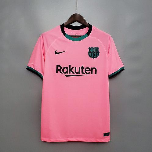 Camisa Barcelona ll 20/21 - Torcedor Nike