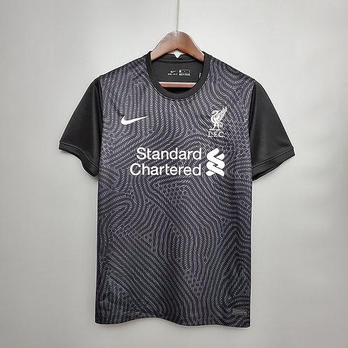 Camisa Liverpool Goleiro I 20/21 - Torcedor Nike