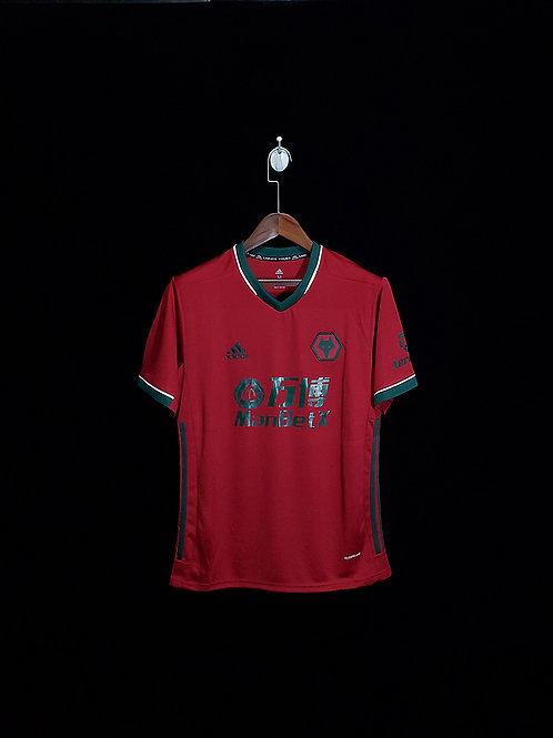 Camisa Wolverhampton III 20/21 - Torcedor Adidas