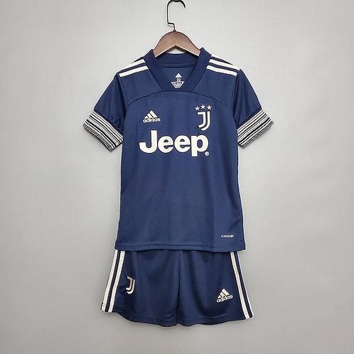 Conjunto Infantil Juventus II 20/21 - Adidas