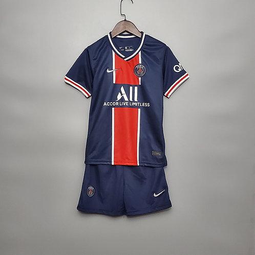 Conjunto Infantil PSG I 20/21 - Nike