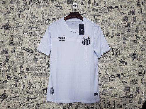 Camisa Santos Home 2019 - Torcedor Umbro