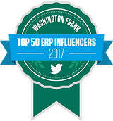 Washington Frank Top 50 ERP Influencers 2017