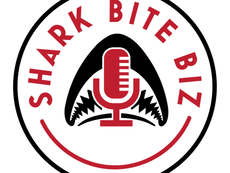 Bite Back - Shark Bite Biz Podcast  Available to Help Businesses Grow & Pivot in This Changing World