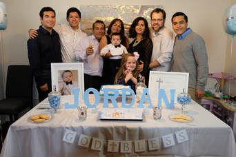 Strausser Peruvian Family