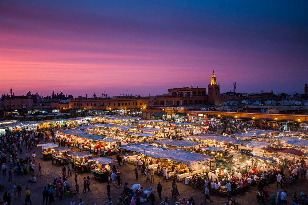 Marrakech, Morocco  ||  Afar
