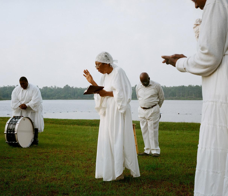 Blackwater Baptism. Florida