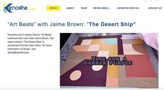 Jaime Brown Art