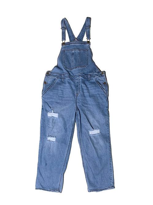 Refuge mid-wash overalls
