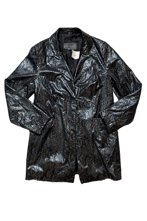 Vintage car coat