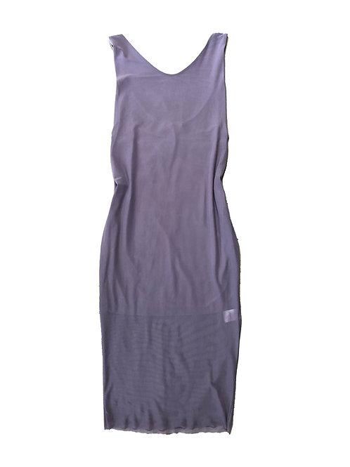 Wilfred Free lavendar tank dress