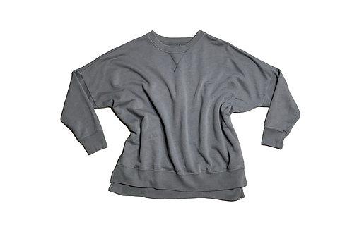 Aerie olive green sweatshirt