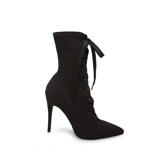 Steve Madden lace-up sock boots