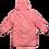 Pink puffer back
