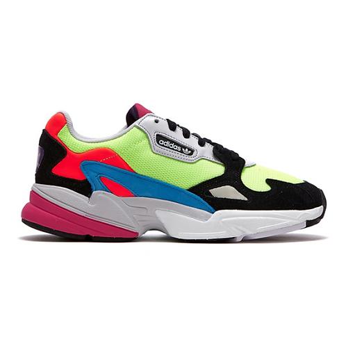 Colourful kicks